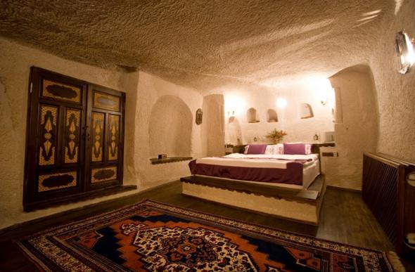 Top Underground Cave Hotels