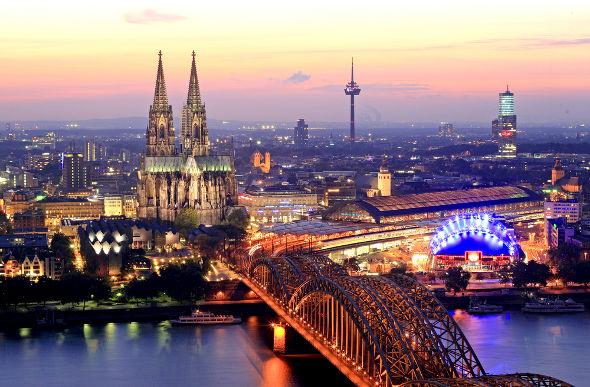 Checking Out Cosmopolitan Cologne