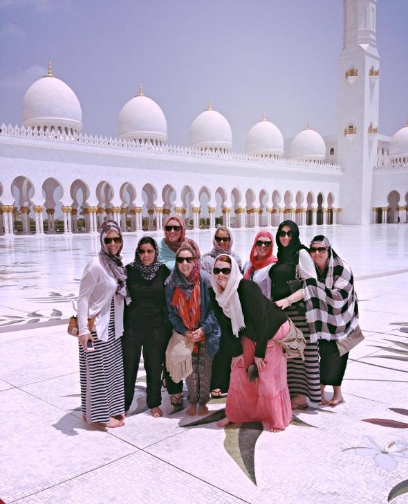 Launceston Based Consultant Belinda Explores Dubai And Abu