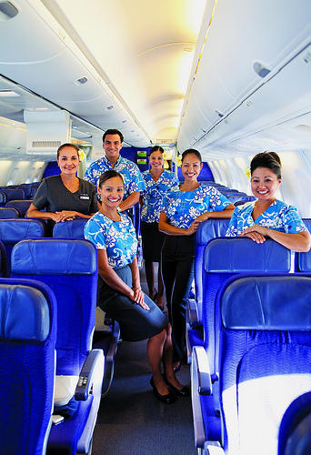 Hawaiian Airlines Flying From Brisbane