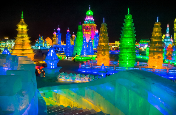 Brrrilliant Snow & Ice Festivals Around The World