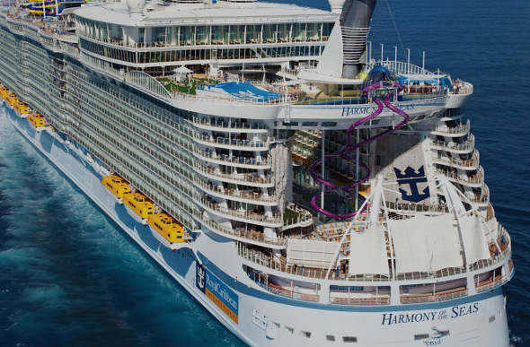 First Look: The Ultimate Abyss Aboard Harmony Of The Seas
