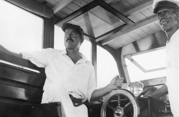 Exhibition On Hemingway Opens In New York