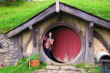 Discovering The Real Middle Earth At Hobbiton