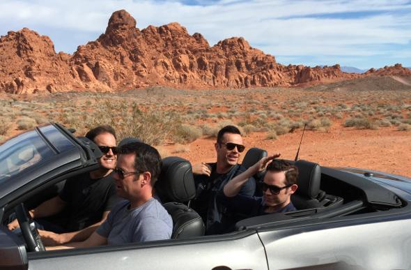 Human Nature's Top 4 Nevada Activities