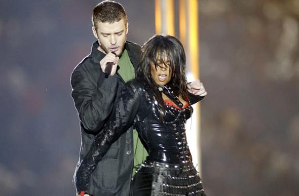 Janet & Justin Super Bowl