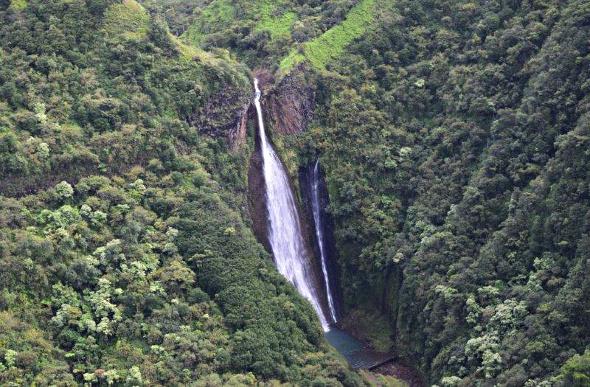 Jurassic Falls Kauai