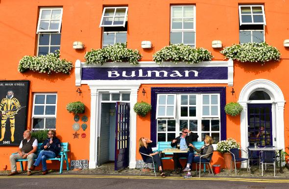 Kinsale: Ireland's Historic Harbour Town