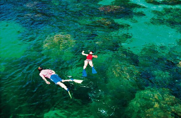 Langkawi snorkelling