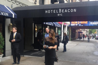 Restaurants Near The Beacon Hotel New York