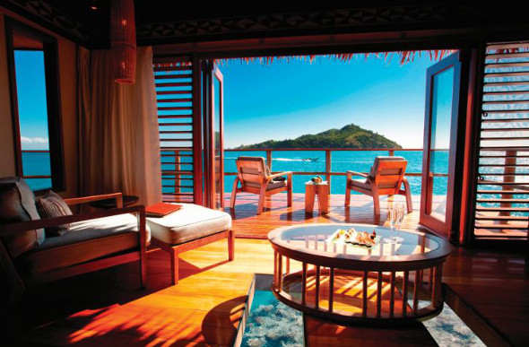 The Best of Fiji's Adult-Only Resorts