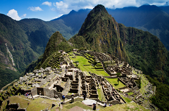 Uncovering The Inca Trail