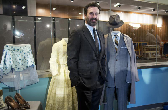 Mad Men Lives On With Exhibit In Washington, D.C.
