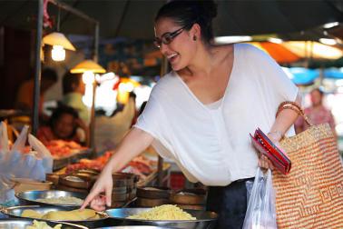 Masterchef Alumni Marion Grasby Takes A Culinary Tour of Thailand