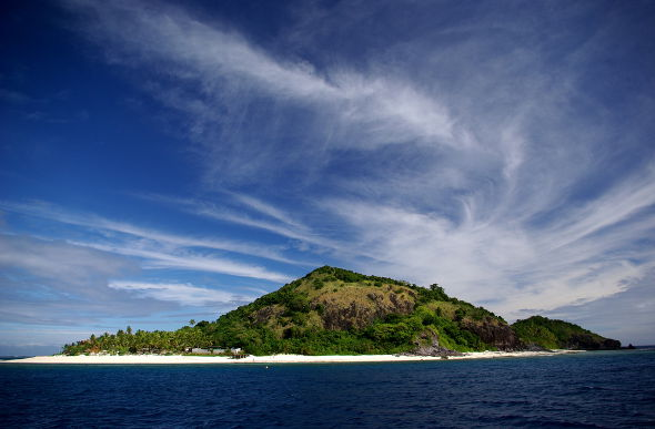 Discover Paradise On A Secluded Fiji Island