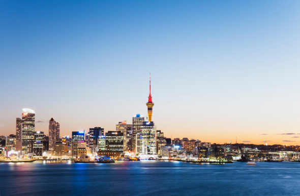 Auckland, New Zealand, Getty