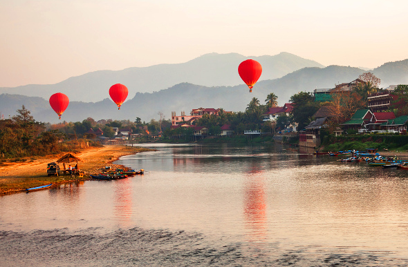 Discover Asia On An APT River Cruise