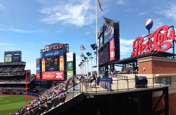 Take Me Out To A Major League Baseball Game