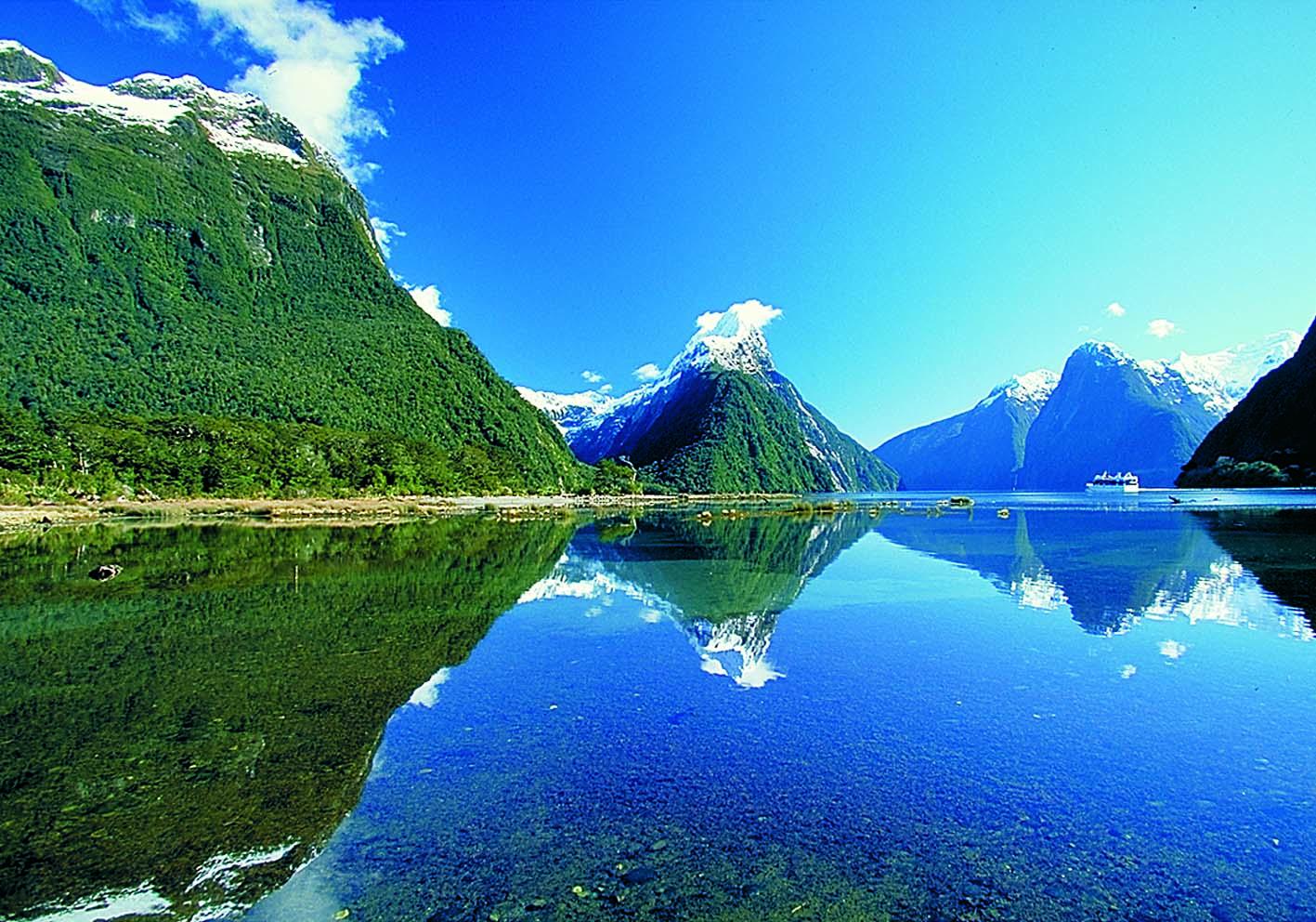 New Zealand S South Island An Adventure Destination