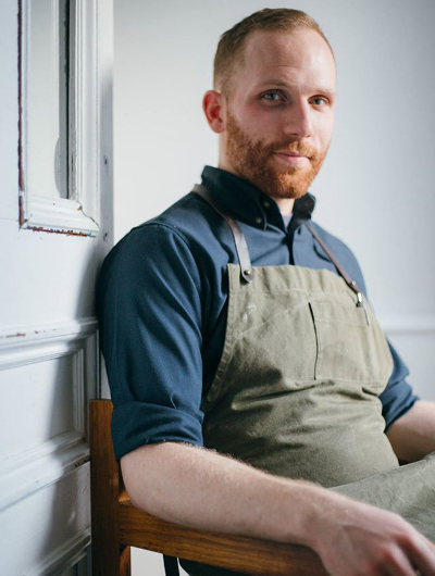 Chef John Winter Russell
