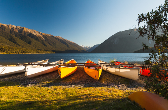 Self Drive: Spots to Stop on the South Island