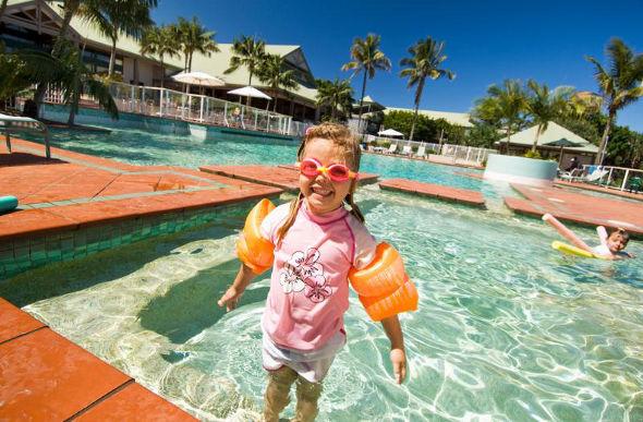 Top Australian Resorts Perfect For Kids