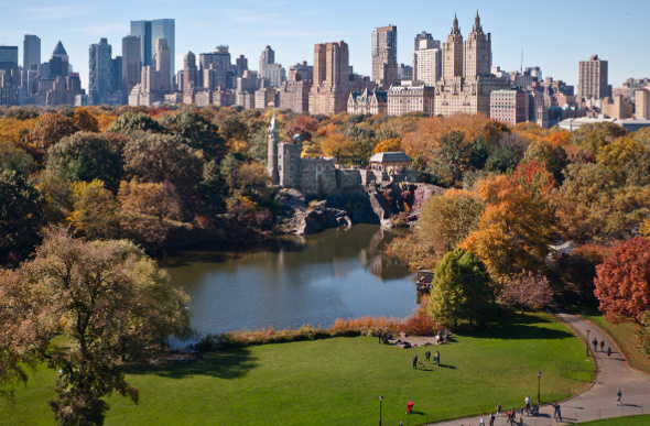 10 Best Walks In New York
