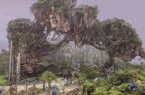 Disney Video Offers Sneak Peek At New Attraction