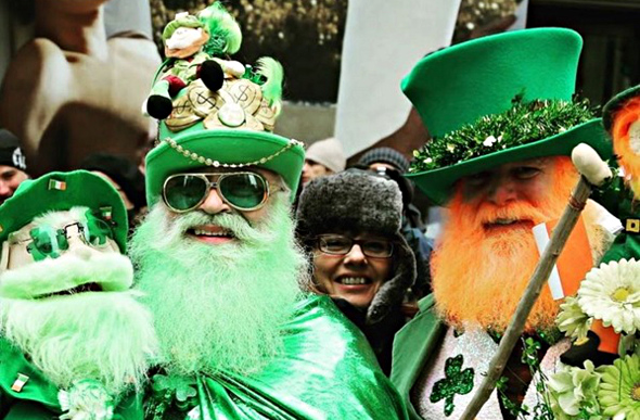Cheers To 10 Legendary Patty's Day Outfits