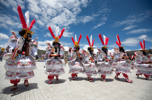 5 Festivals That Will Put Peru On Your Map