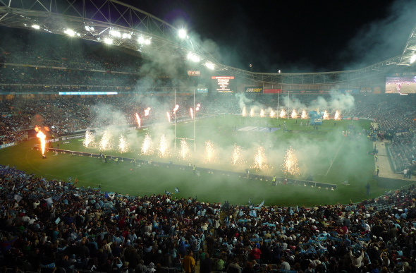 Cruise Your Way To 2016's State Of Origin