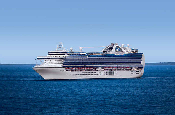 What's New With Princess Cruises