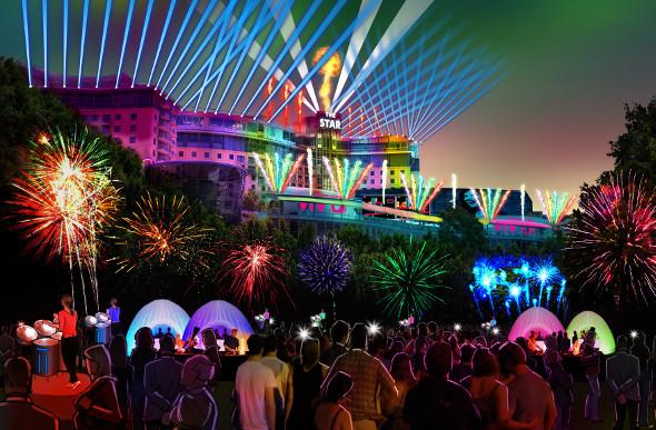 Vivid Festival Gets Set To Light Up Sydney