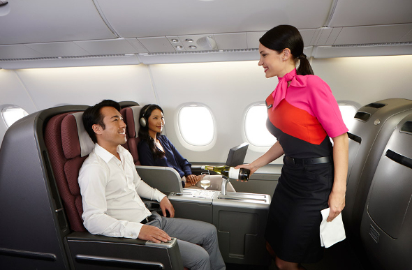 Airline Review - Spotlight On Qantas Airlines