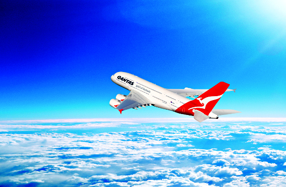 A Timeline Of Qantas Firsts