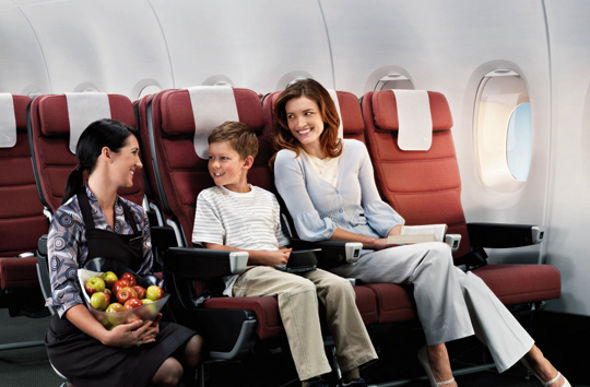 Top Airlines Offering Comfortable Economy Class Cabins