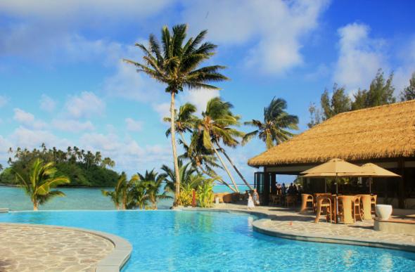 Rarotonga's Garden Of Eden