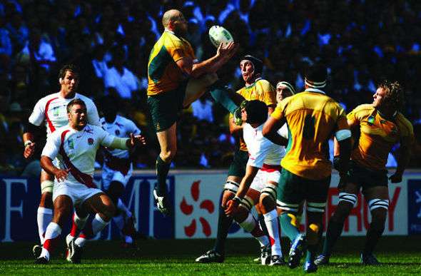 Flight Centre On Board With Rugby World Cup 2015