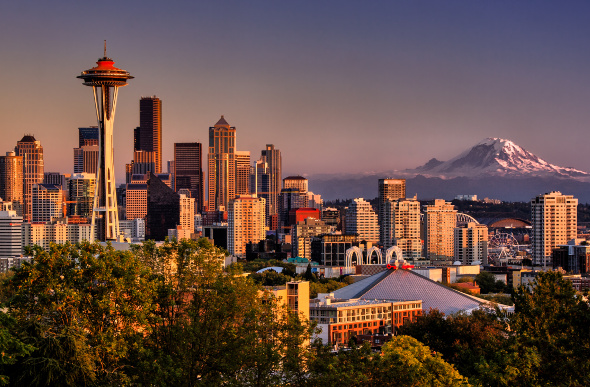 Seattle's Scenes Go Beyond 'Fifty Shades Of Grey'
