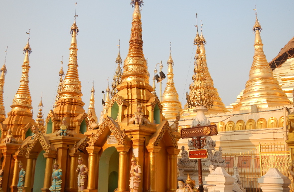 The Golden Gateway To Myanmar