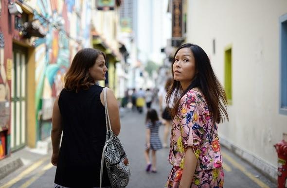 Spotlight on Singapore