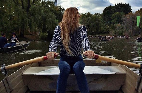 Instagrammer Sjana Earp Lives Her New York Dream
