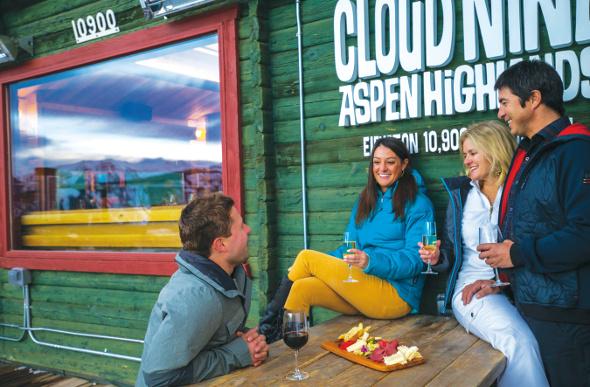 Cloud Nine on Aspen Highlands