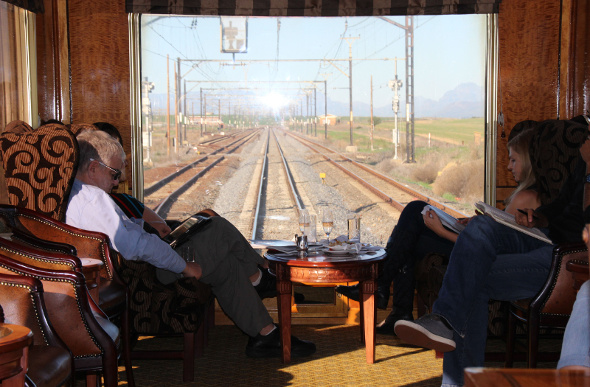 Great Rail Journeys Of The World