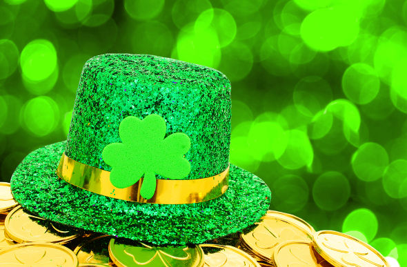 Top 5 Irish Destinations To Celebrate St Patrick's Day