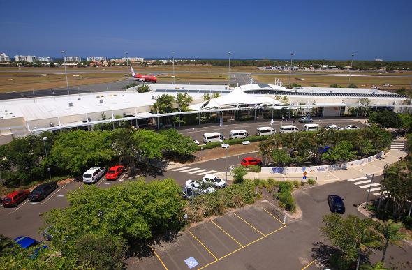 Sunshine Coast Airport is attracting more flights.