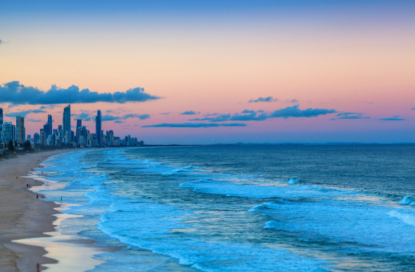 A Lazy Girl's Guide To Surfers Paradise