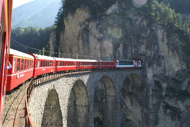 Switzerland Rail