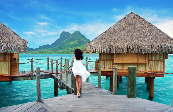 Fall In Love All Over Again On A Tahiti Honeymoon