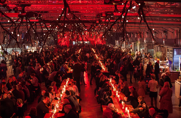Dark MOFO at MONA